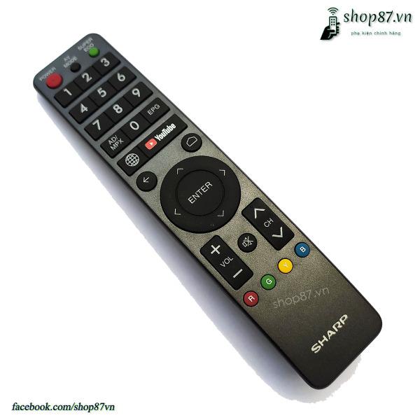 Bảng giá Điều khiển tv Sharp thay thế mã GB326WJSA, GB234WJSA và GB289WJSA không giọng nói