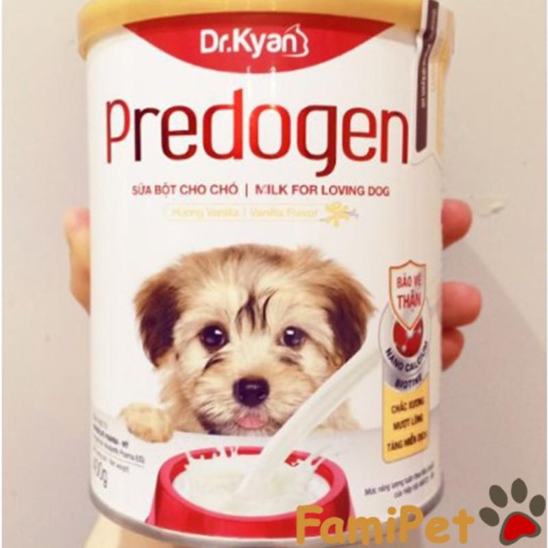 Sữa bột cho chó Dr.Kyan PREDOGEN 400g - Hộp Giấy 110g