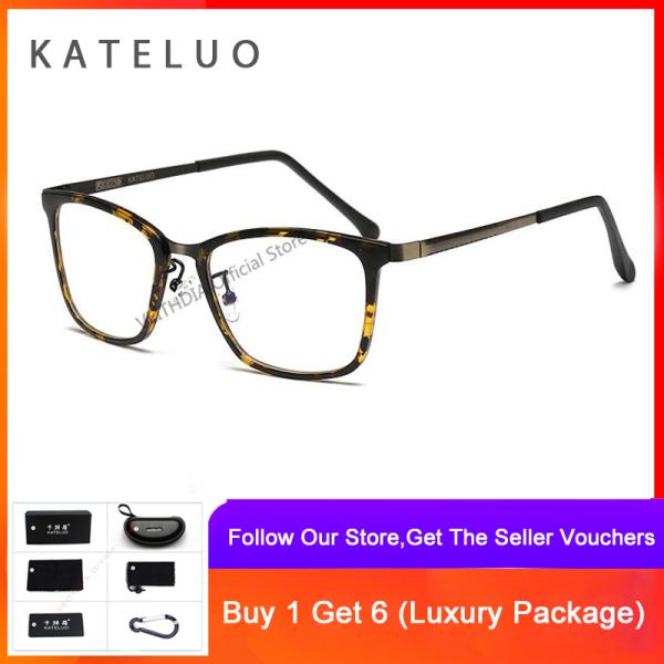 Giá bán KATELUO Máy Tính Kính Chống Xanh Dương Laser Tia Mệt Mỏi Bức Xạ chịu Kính Mắt Kính Gọng Kính Mắt 9931
