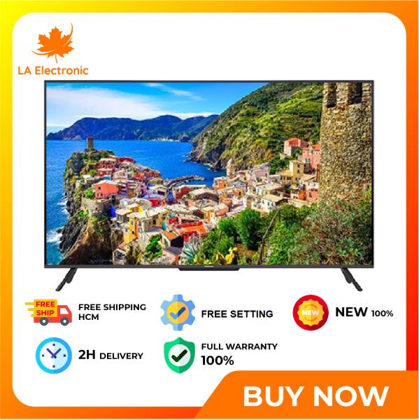 Bảng giá [GIAO HÀNG 2 - 15 NGÀY, TRỄ NHẤT 30.08] Android Tivi 4K Panasonic 55 Inch TH-55JX750V - Miễn phí vận chuyển HCM