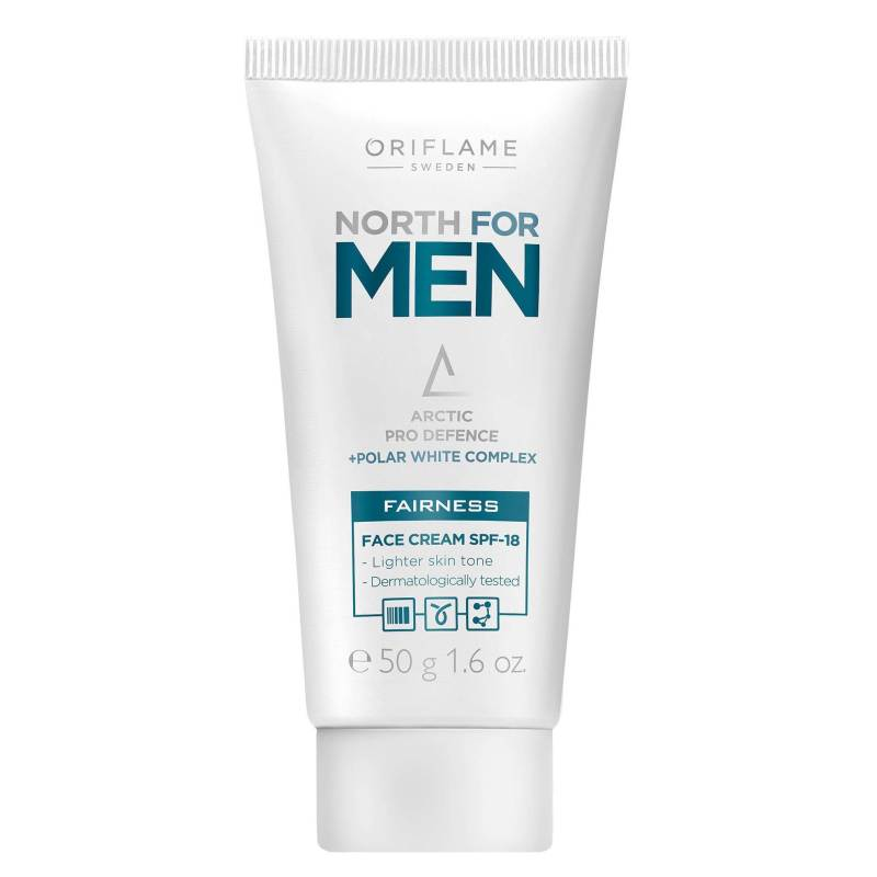 KEM DƯỠNG DA - NORTH FOR MEN FAIRNESS FACE CREAM. giá rẻ