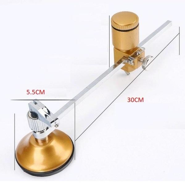 Dao cắt kính hình tròn đường kính 60cm