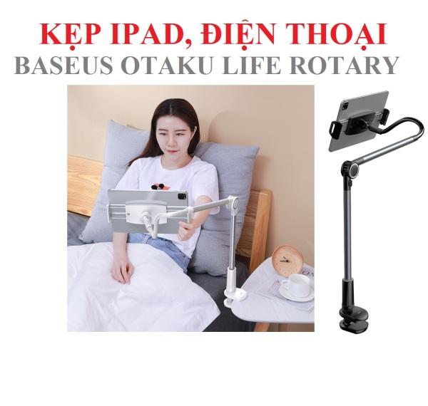 Kẹp iPad/máy tính bảng/ Điện thoại Baseus Otaku