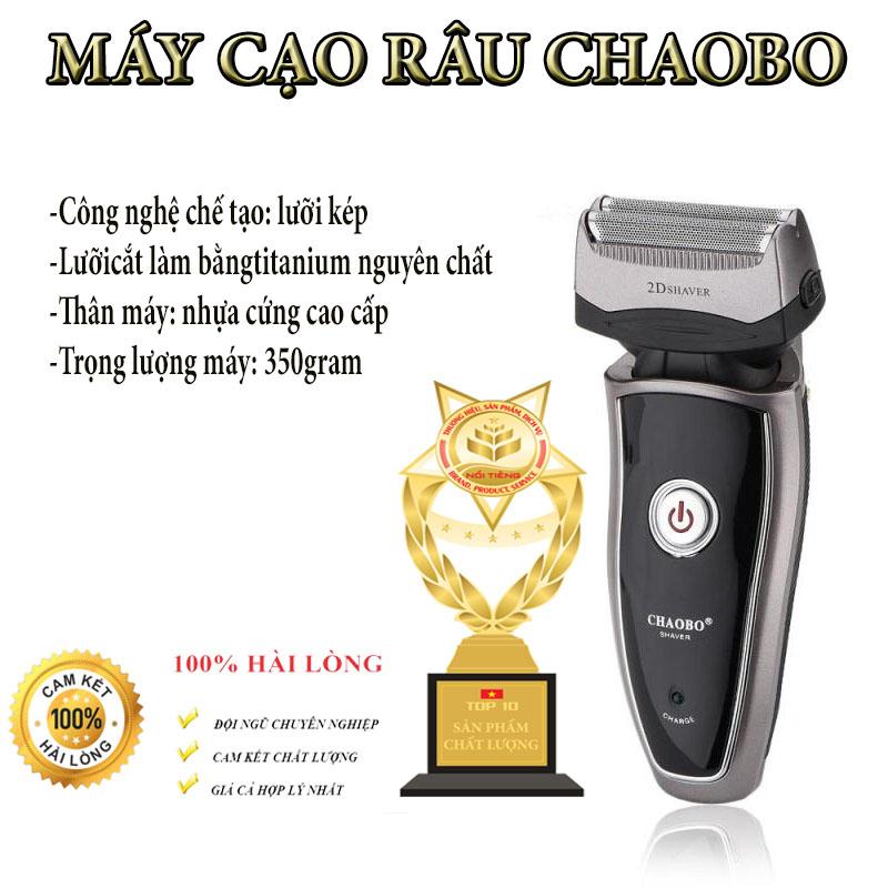[Review] Top 5+ Máy cạo râu tốt nhất hiện nay : Triệt Lông , triệt râu , Máy cạo râu Flyco-Máy cạo râu Philips-Máy cạo râu Boteng - Máy cạo râu CHAOBO 3 lưỡi kép , Máy cạo râu Chaobo RSCW-9300 cao cấp 2020,thiết kế 3 lưỡi kép cạo cực sạch