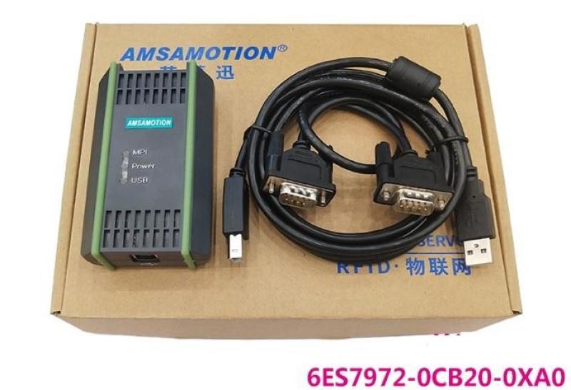 Bảng giá Cáp lập trình 6ES7972-0CB20-0XA0 cho Siemens PLC S7-200/300/400 Phong Vũ