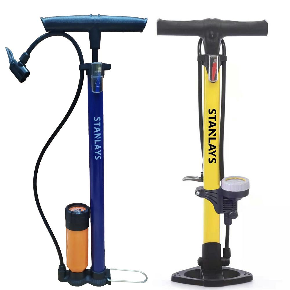 Bơm Xe đạp Xe Máy Stanley ống  Cao Cấp Cùng Giá Khuyến Mãi Hot