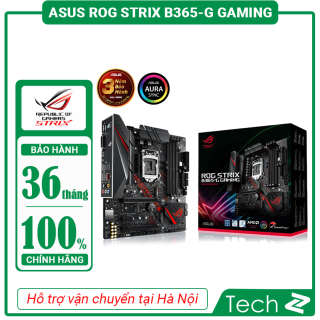 Mainboard ASUS ROG STRIX B365-G GAMING (Intel B365 , Socket 1151, m-ATX, 4 khe RAM DDR4) thumbnail