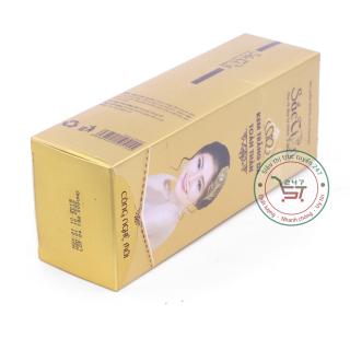 Kem trắng da toàn thân Giữ ẩm Chống nắng Sắc Tiên 150ml (Vàng) thumbnail