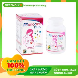 Viên Uống Tổng Hợp DHA David Health Cho Mẹ Bầu Mama Care 60 Viên - Greenoly Việt Nam phân phối chính hãng thumbnail