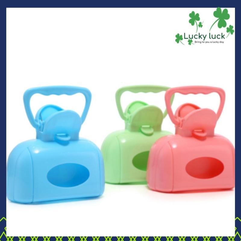 Dụng cụ hốt phân cho chó mèo  - Kẹp hốt phân cho thú cưng - DON VE SINH 002