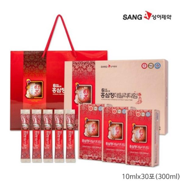 Nước hồng sâm nguyên chất SangA hàn quốc, date mới nhất, hộp 30 gói
