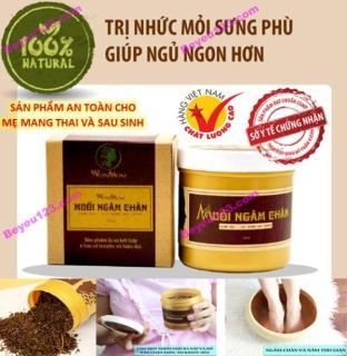 Muối ngâm chân thảo dược - Wonmom -giảm đau nhức, phù chân 350g - An toàn cho Mẹ mang thai và sau sinh (Việt Nam) thumbnail