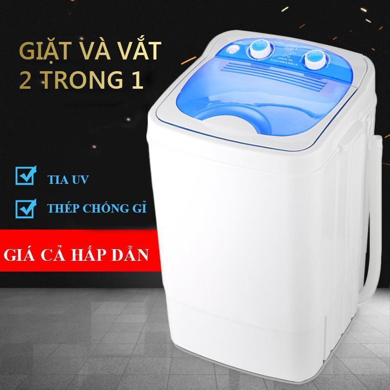 Bảng giá Máy giặt 7kg thùng đơn nắp trên mini bán tự động giặt tic UV diệt khuẩn giặt nhanh sạch không tốn diện tích trong nhà Điện máy Pico