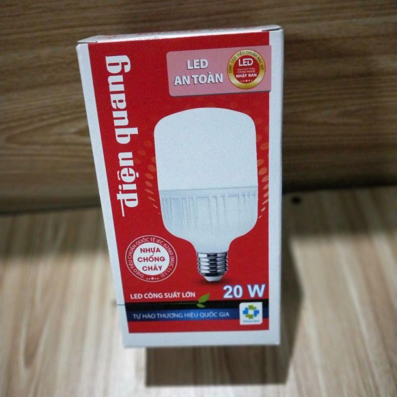 Bóng đèn led trụ Điện Quang 20W