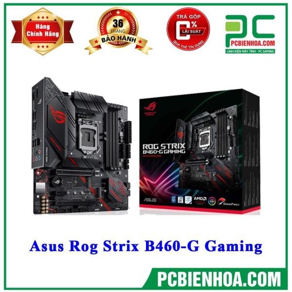 Bảng giá MAINBOARD ASUS ROG STRIX B460-G GAMING( LGA1200 / M-ATX / 4xDDR4 ) Phong Vũ