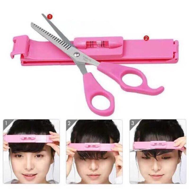 Bộ dụng cụ cắt tóc mái tiện dụng cao cấp