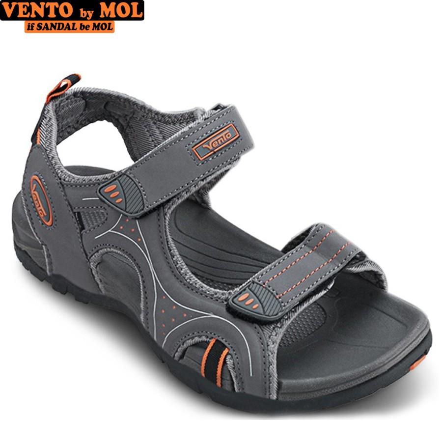 Giày sandal nam hiệu Vento NV3610 có big size