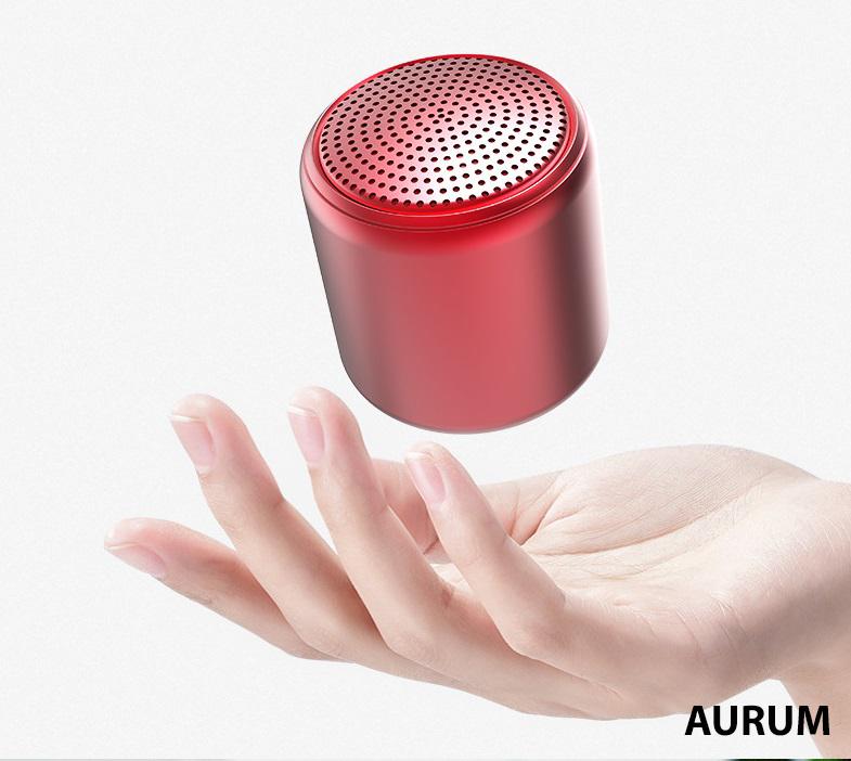 [VOUCHER 7%] Loa Bluetooth mini TWS 5.0 Aurum wireless không dây Hàng Chính Hãng Tặng mã giảm 10k
