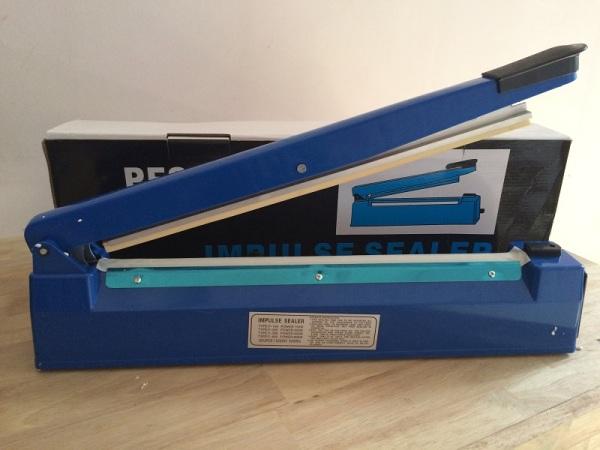 Máy hàn miệng túi bằng tay Impulse Sealer PFS - 200 ( 200mm)
