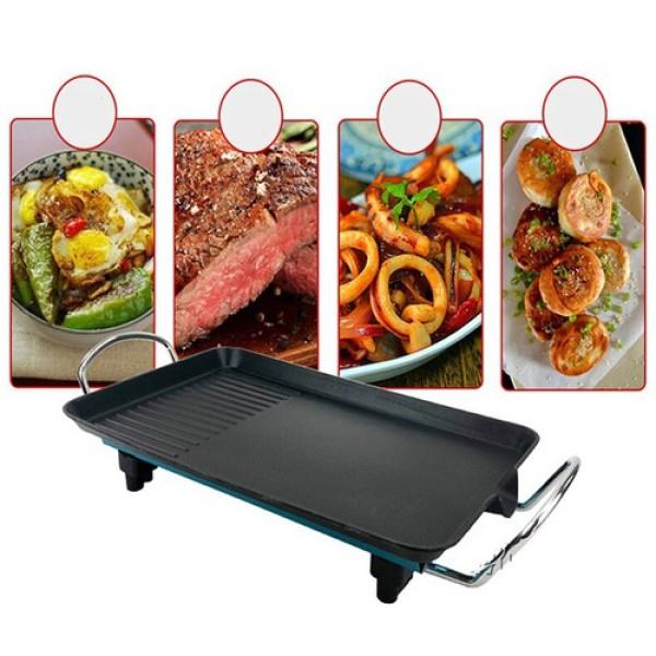 Bảng giá Bếp nướng điện không khói - Mặt nướng chống dính - Có khay hứng mỡ thừa - Bảo hành 12 thán Điện máy Pico