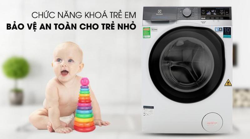 Bảng giá Máy giặt sấy Electrolux EWW8023AEWA, giặt 8kg, sấy 5kg, Inverter (2019) Điện máy Pico