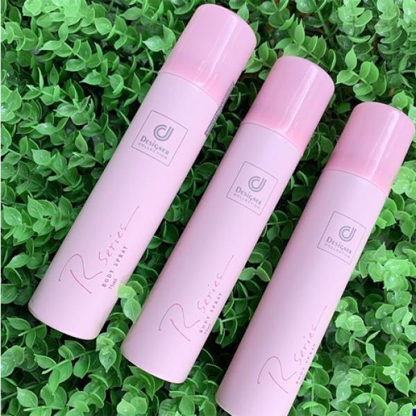 Xịt Khử Mùi Toàn Thân Nước Hoa Rseries Body Spray