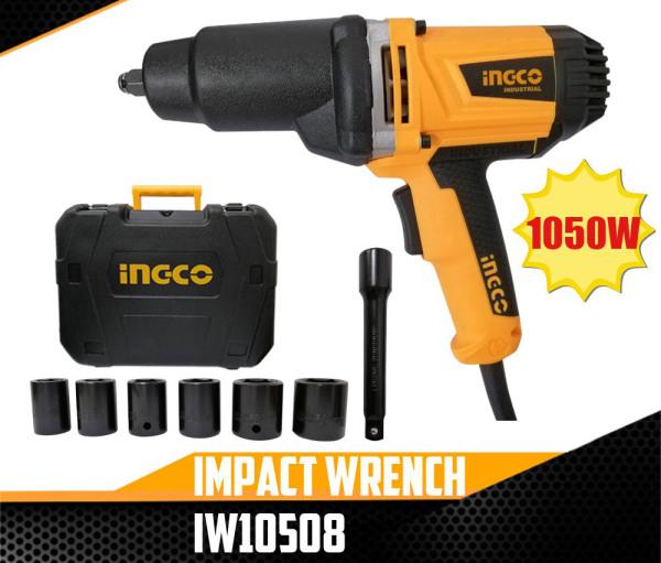1/2inch Máy vặn bu lông 1050W INGCO IW10508 vặn được nhiều loại ốc trên xe máy