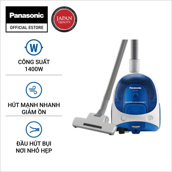 Máy Hút Bụi Panasonic MC-CL305BN46 - Công suất 1400W - Hộp bụi 0.6L - Bảo Hành 12 Tháng - Hàng Chính Hãng