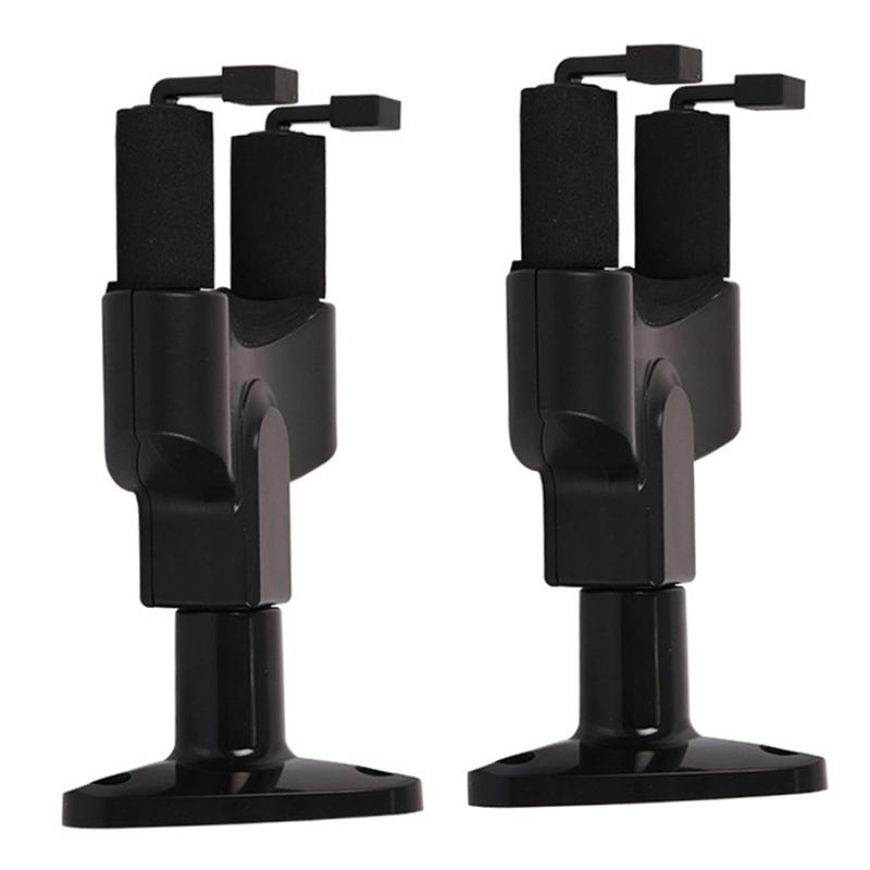 2PCS Guitar Wall Mount Stand Hook Fits Most Bass Accessories Ukulele Guitar Wall Bracket /Hook Various Sizes of Guitar Architecture