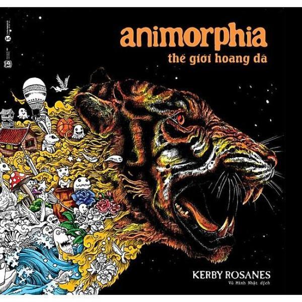 Mua Animorphia - Thế Giới Hoang Dã (Sách Tô Màu Dành Cho Người Lớn)
