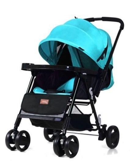 Xe đẩy trẻ em cao cấp 2 chiều Seebaby T11 cho bé