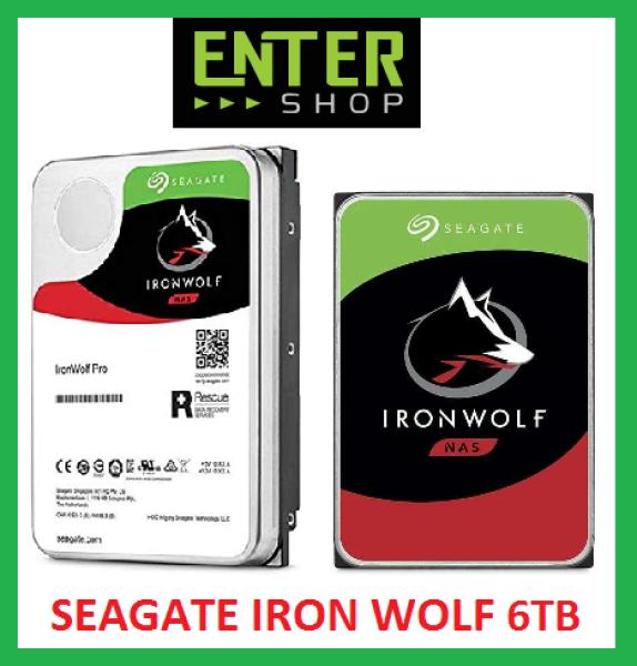 Bảng giá Ổ cứng HDD 3.5inch Seagate Iron Wolf 6TB – 7200 vòng/ 256 cache – nass 24/24h Phong Vũ