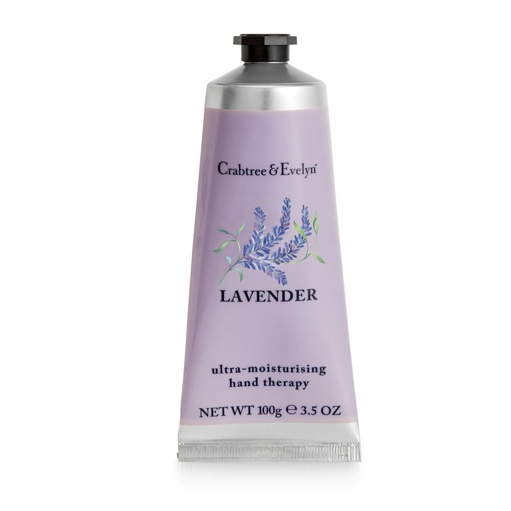 Kem dưỡng da tay Crabtree & Evelyn 25g - lavender Hương hoa oải hương chính hãng