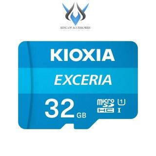[HCM]Thẻ nhớ MicroSDHC Kioxia Exceria 32GB UHS-I U1 100MB s (Xanh) - Formerly Toshiba Memory - Phụ Kiện 1986 thumbnail