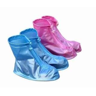 Đôi ủng bọc giày đi mưa có đế chống trơn trượt