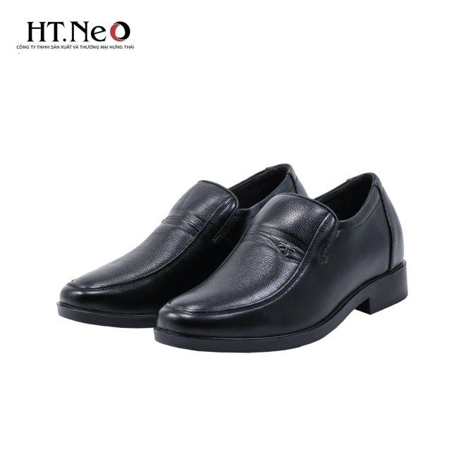 💖 FREESHIP 💖 Giày Da Nam Trung Niên Da Bò Xịn Hàng Đẹp Tăng Chiều Cao Thêm 6Cm Kết Hợp Quần Áo Siêu Đẹp (Dd21) giá rẻ