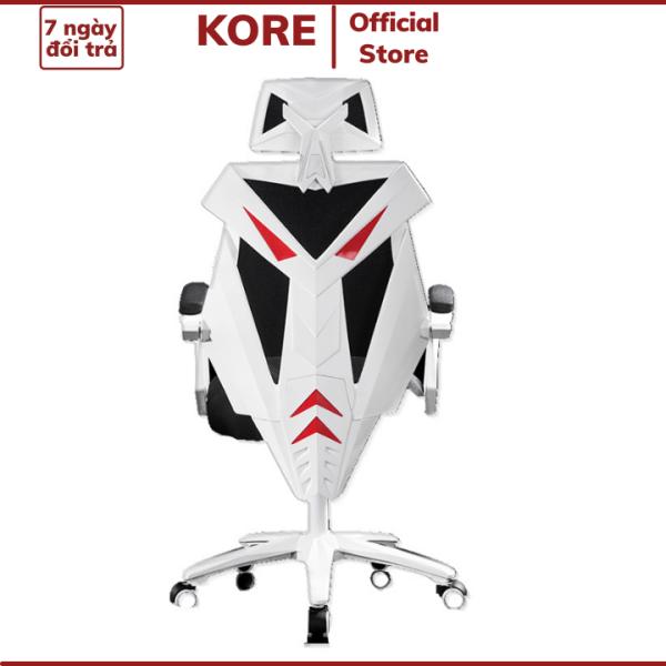 Ghế gaming - Ghế game thủ ngả lưng mẫu mới thiết kế cực ngầu ngồi làm việc máy tính giá rẻ
