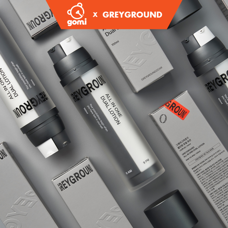 Lotion Dưỡng Da 5 Trong 1 Greyground All-in One Dual Lotion