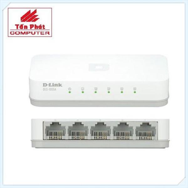 Bảng giá Bộ Chia Mạng DLink 5 Port DES 1005C Phong Vũ