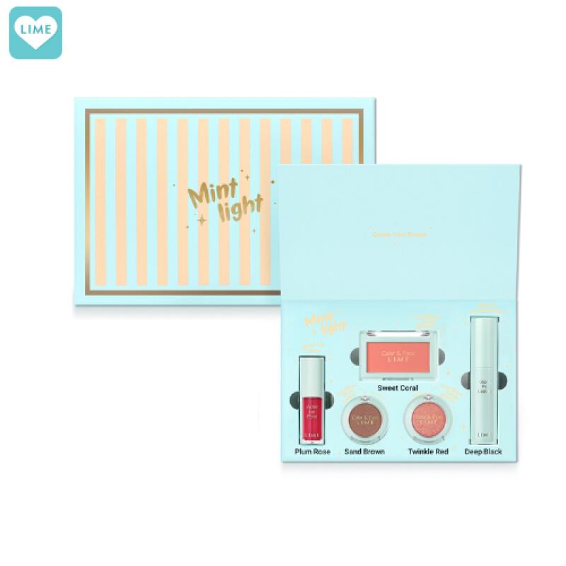 Bộ Sưu Tập Make Up Hoàn Hảo Lime Mint Edition (5 Sản Phẩm) giá rẻ