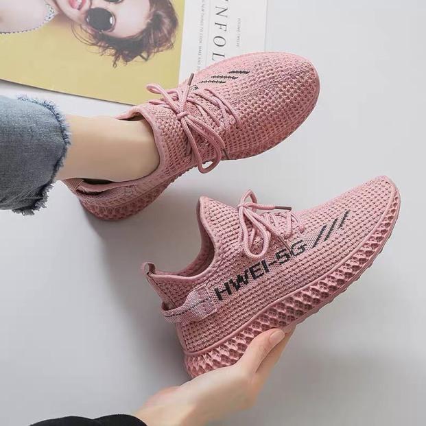 giày thể thao sneaker nữ cổ chun kiểu dáng Hàn quốc cực đẹp, giày ulzzang nữ cổ chun siêu mềm và êm chân giá rẻ