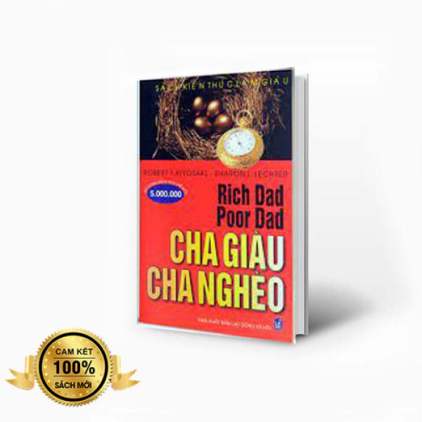 Sách - Cha giàu cha nghèo + Tặng kèm bookmark
