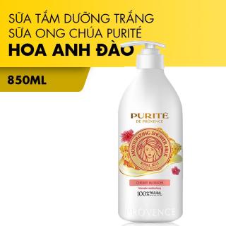 Sữa tắm Purite Chiết xuất Sữa Ong Chúa 850ml thumbnail