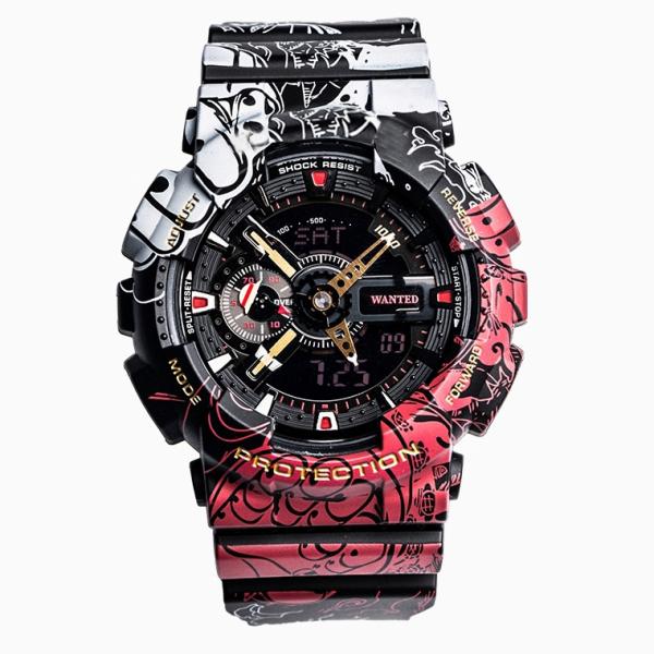 Đồng Hồ G-Shock One Piece GA-110 - Đồng hồ thể thao nam - Đồng hồ Casio bán chạy
