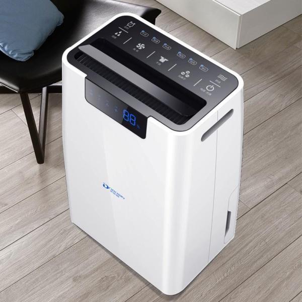 [Trả góp 0%]Máy hút ẩm công nghiệp Dorosin 60L/ngày ER-660E- Lọc không khí- Bảo hành 1 năm