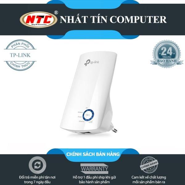 Bảng giá Bộ tiếp nối sóng Wifi TP-Link TL-WA850RE 300Mbps (Trắng) - Nhất Tín Computer Phong Vũ