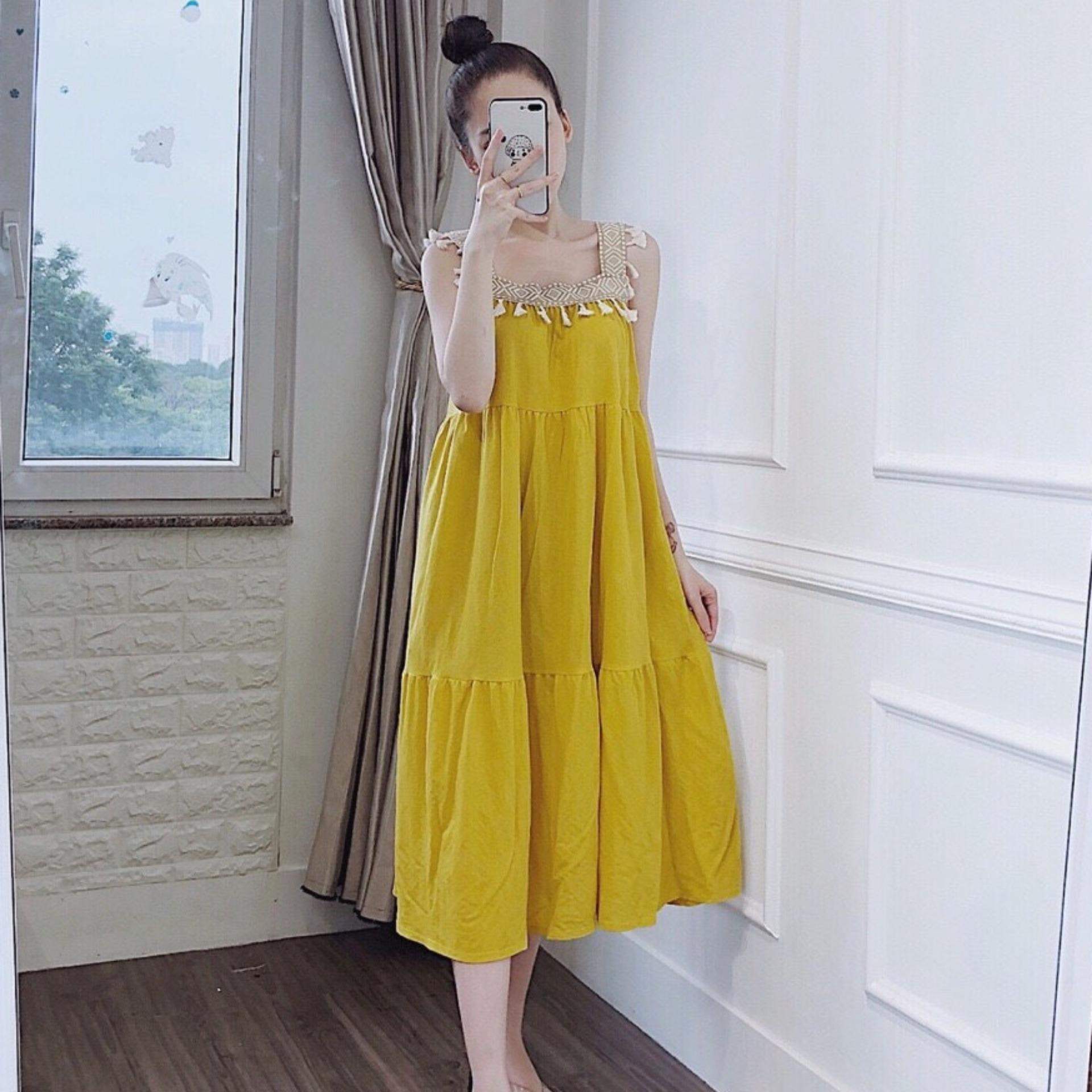 đầm Bầu, Váy Bầu Thời Trang Giảm Cực Hot