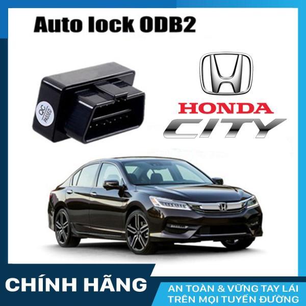 Chốt Cửa Tự Động Cho Dòng Xe HONDA City (Auto Lock OBD)