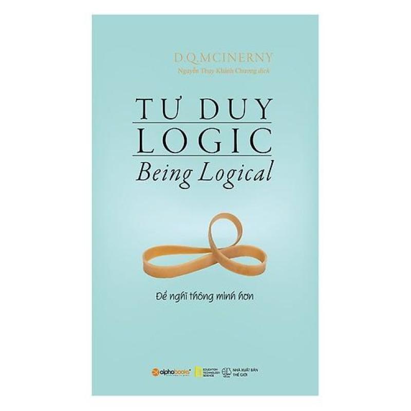 Sách - Tư duy logic