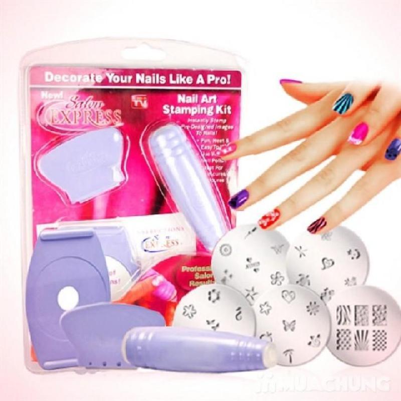 dụng cụ in hình lên móng tay - dụng cụ in hình lên móng tay nhập khẩu